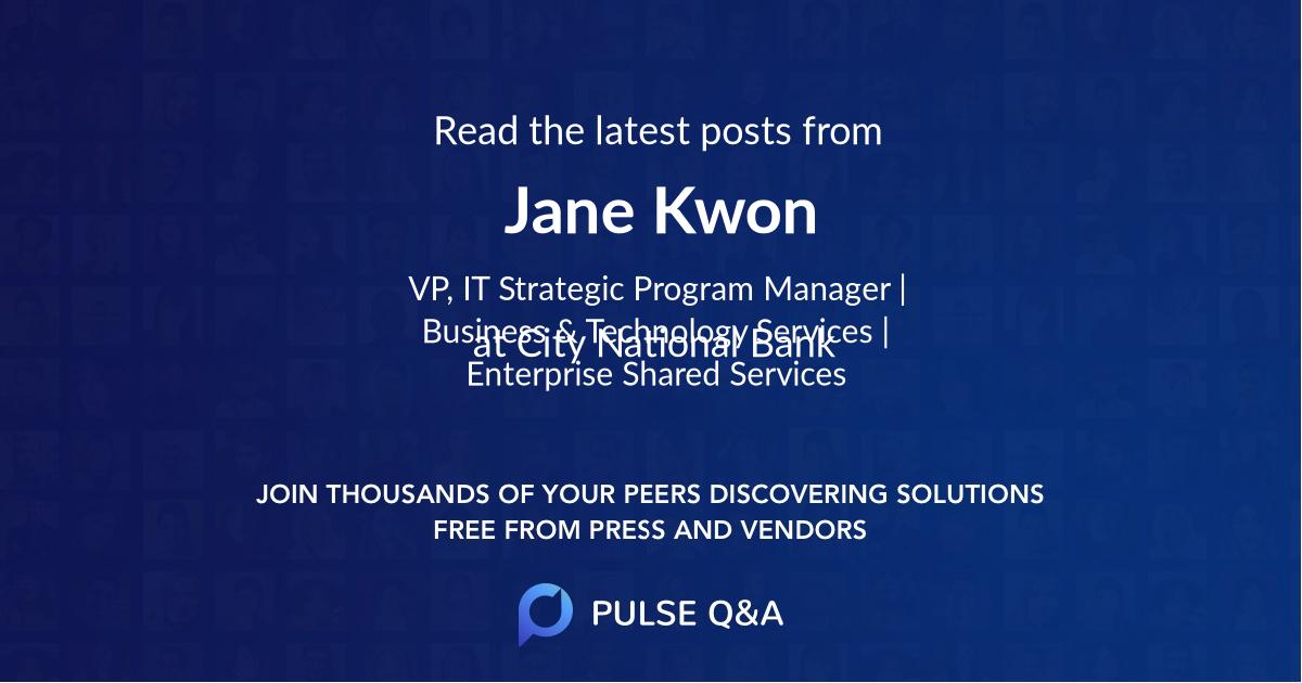 Jane Kwon