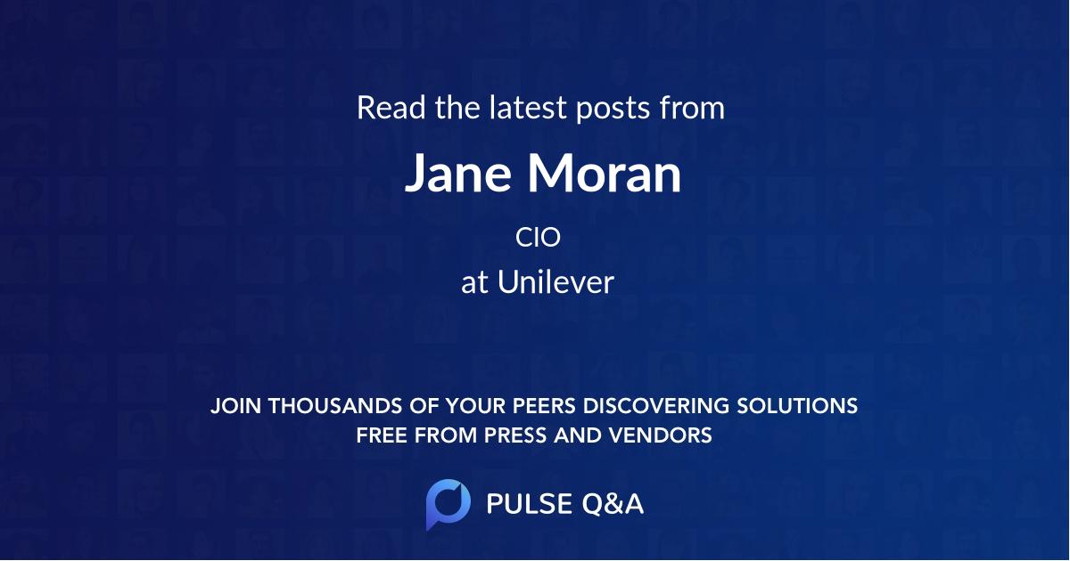 Jane Moran
