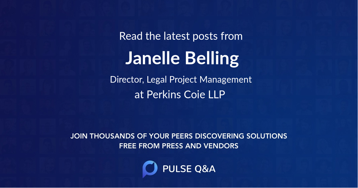 Janelle Belling
