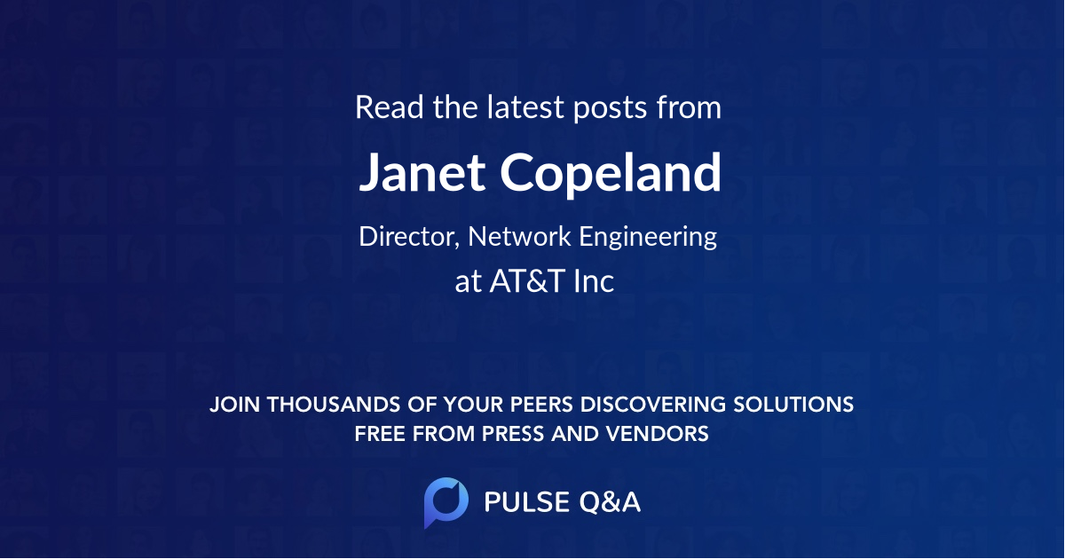 Janet Copeland
