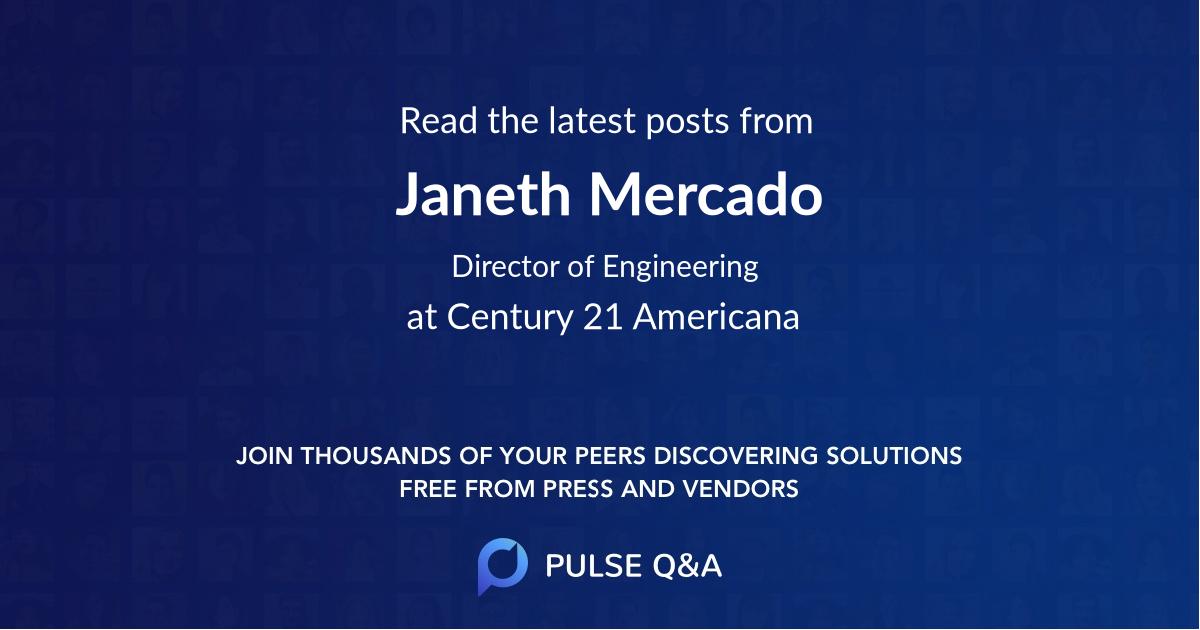 Janeth Mercado