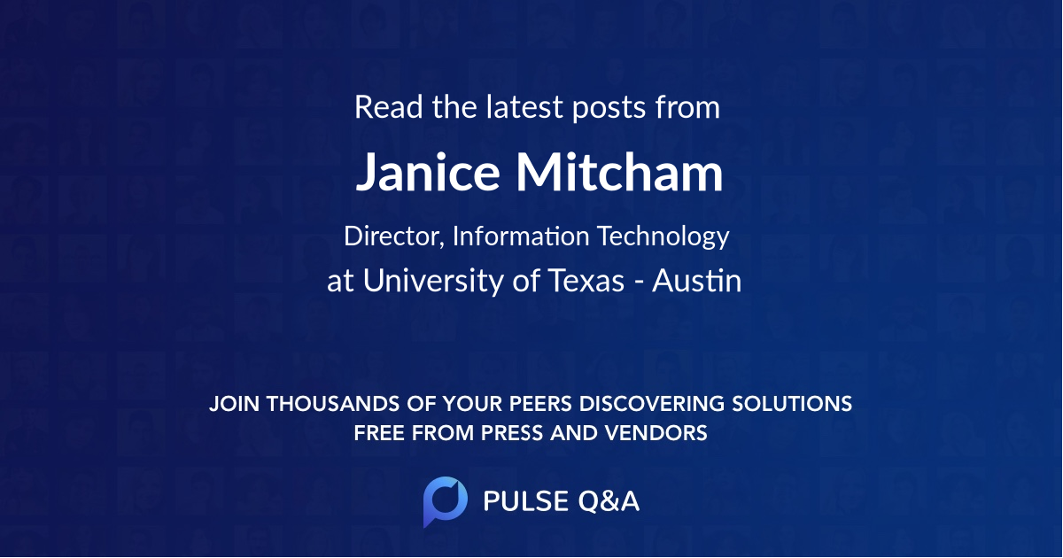 Janice Mitcham