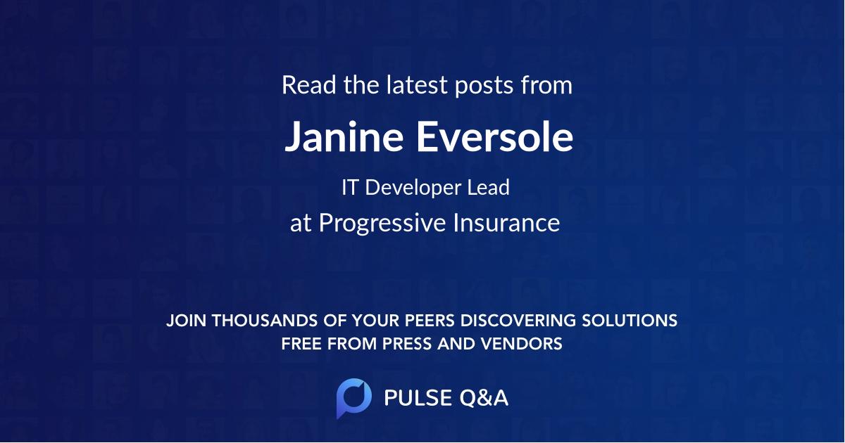Janine Eversole