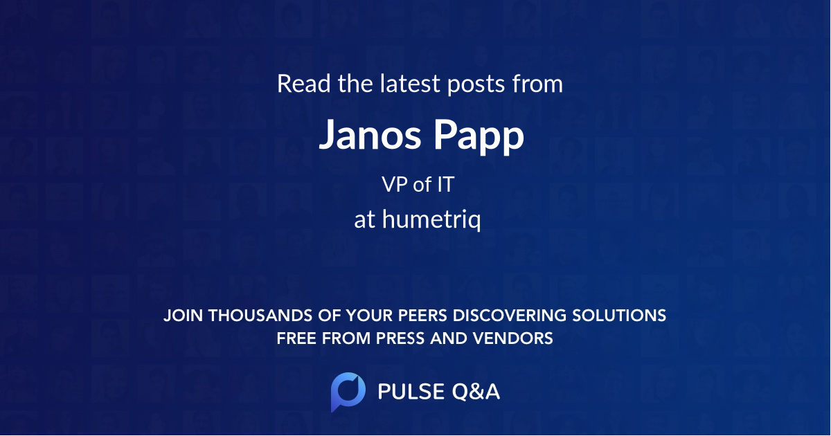 Janos Papp