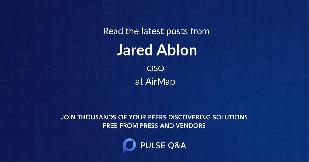 Jared Ablon