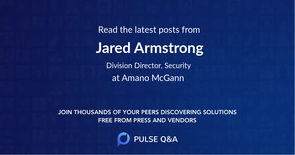Jared Armstrong