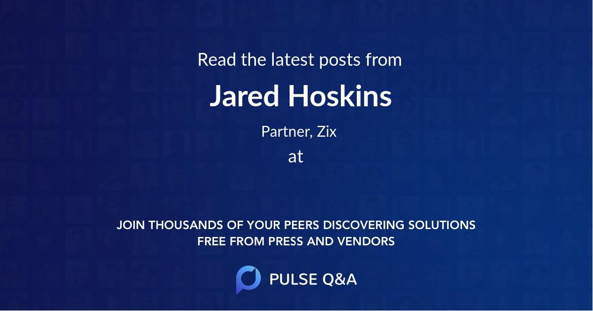 Jared Hoskins