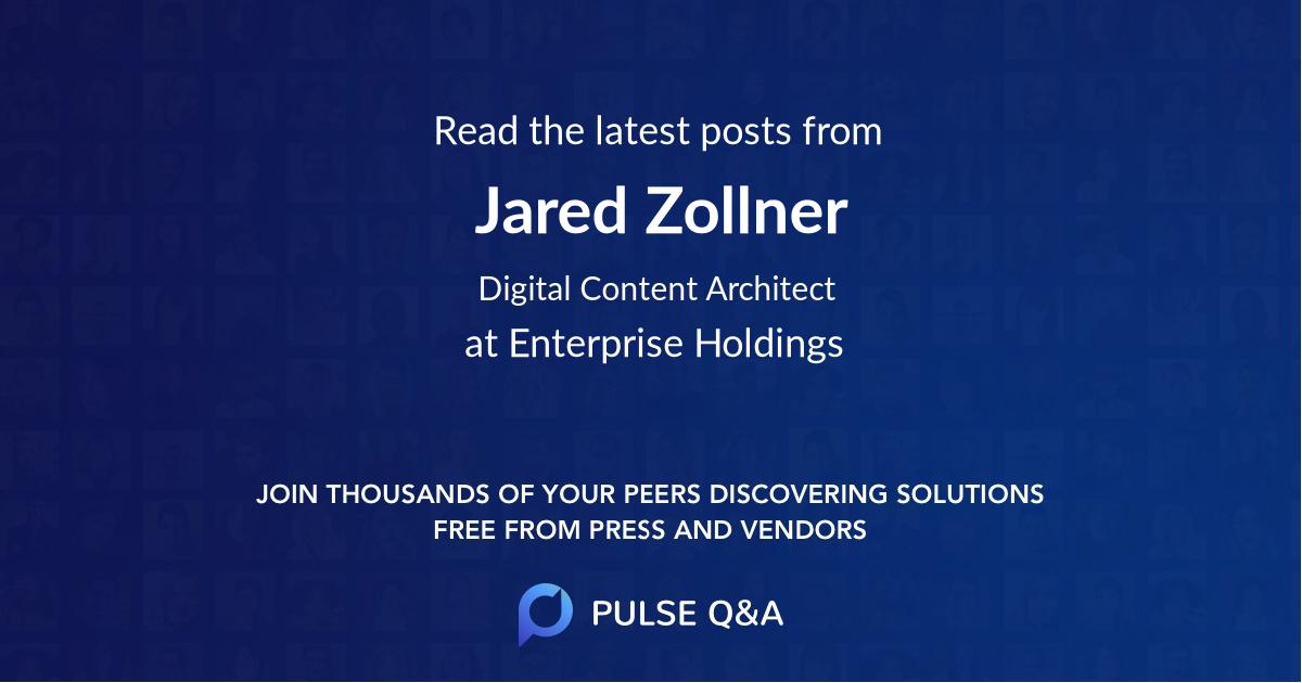 Jared Zollner