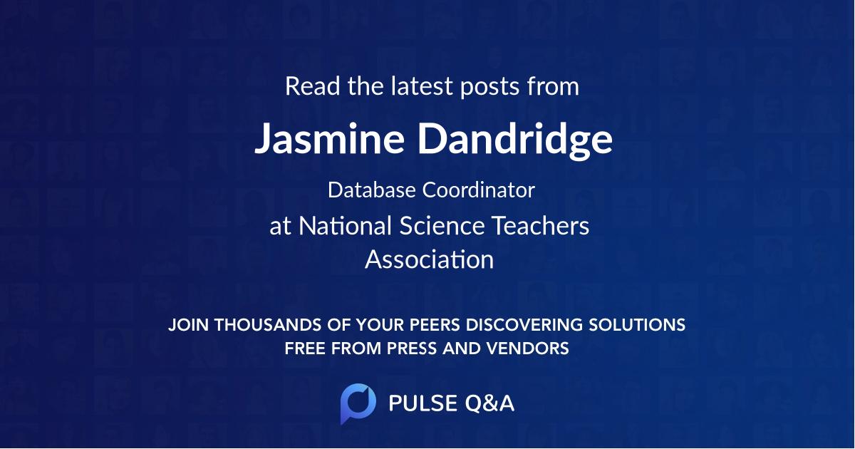 Jasmine Dandridge