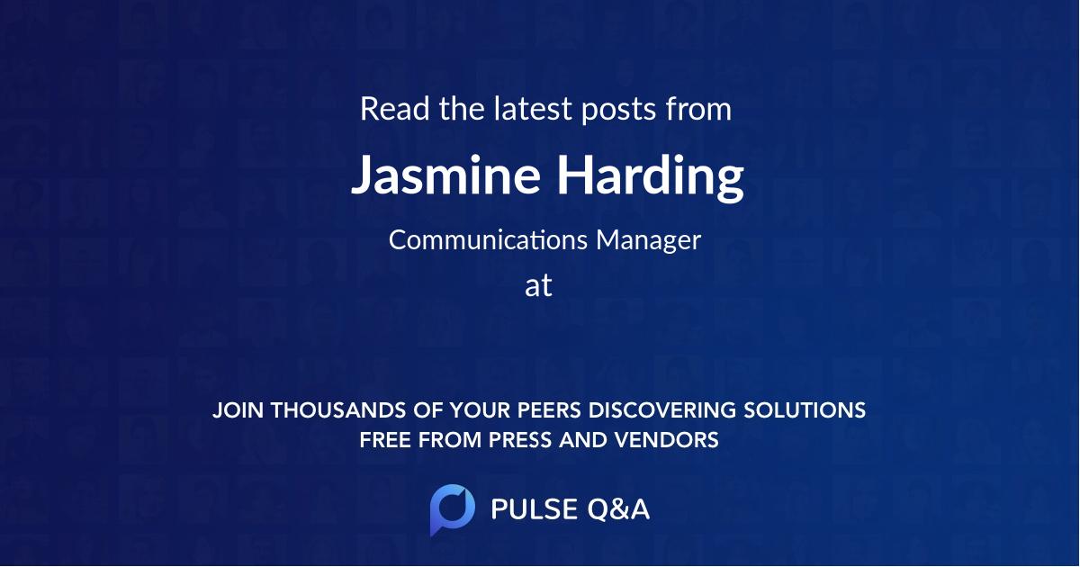 Jasmine Harding