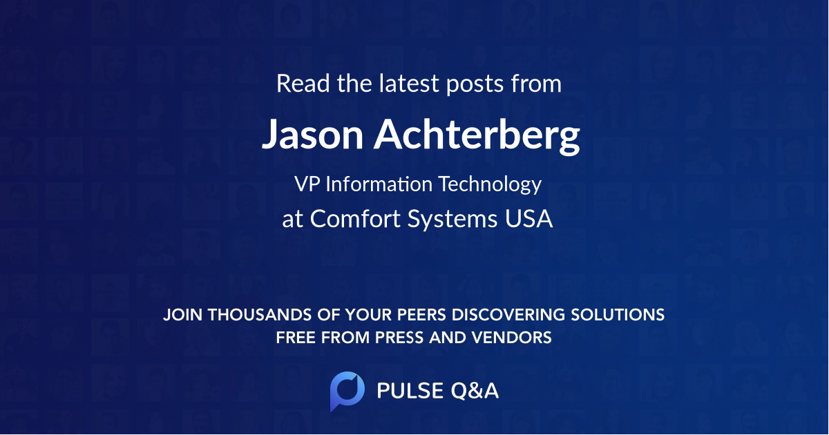Jason Achterberg