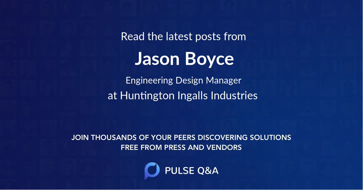 Jason Boyce