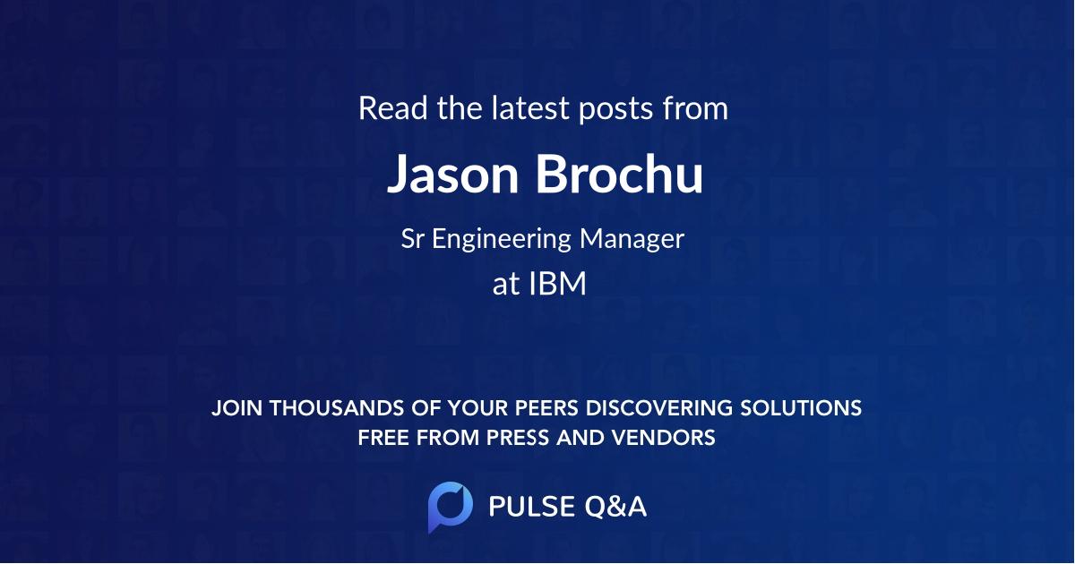 Jason Brochu