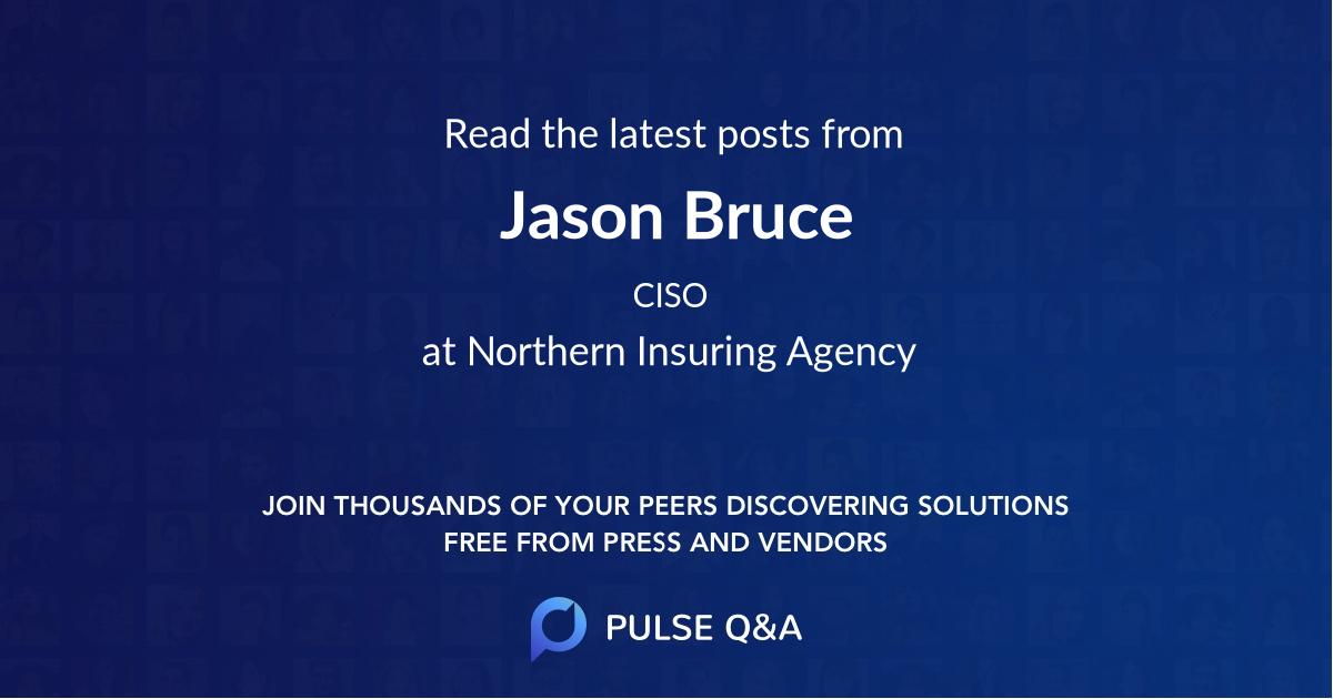 Jason Bruce