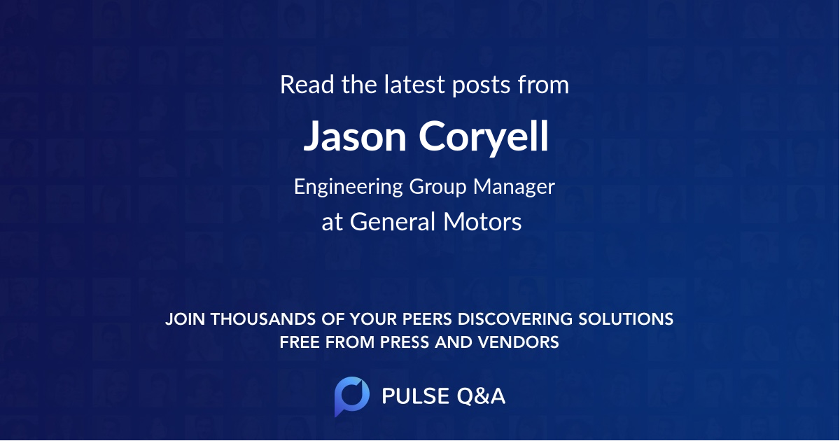 Jason Coryell