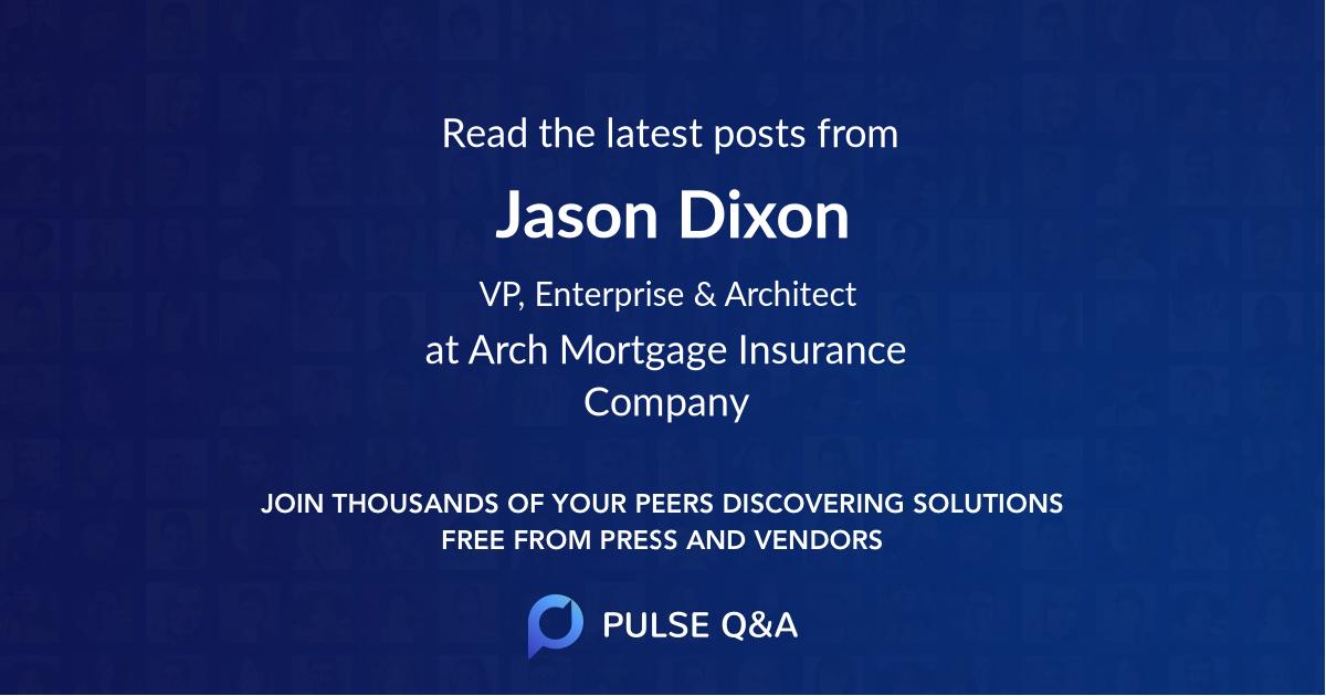 Jason Dixon