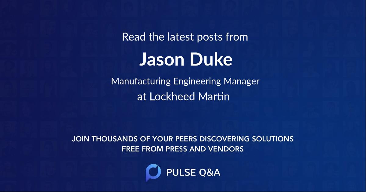 Jason Duke
