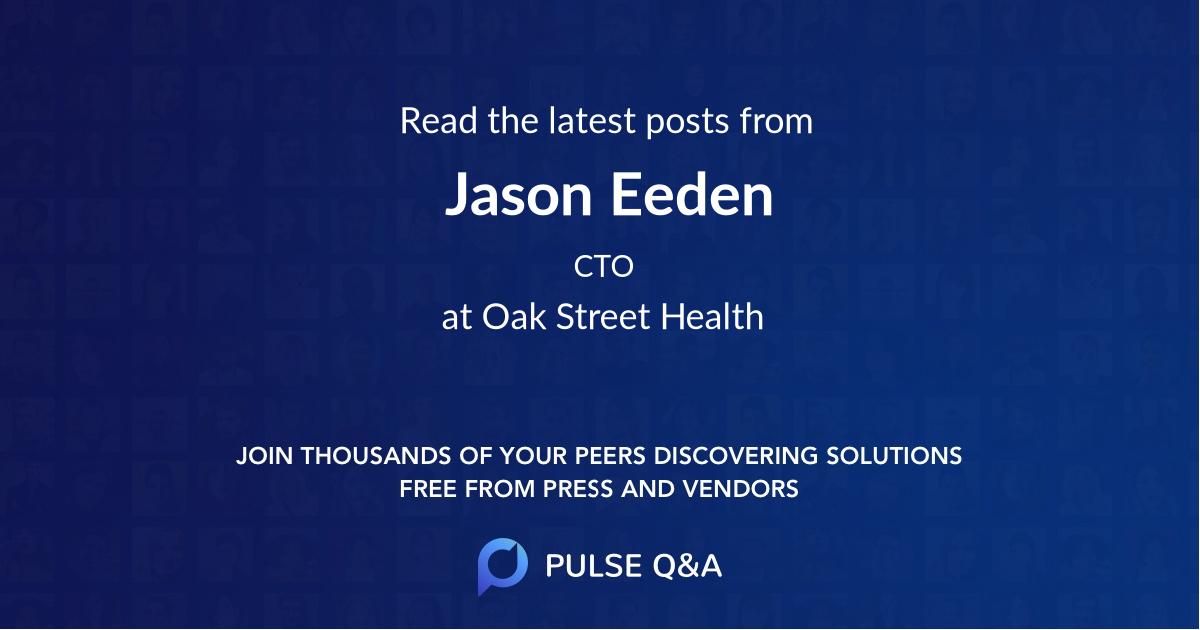Jason Eeden
