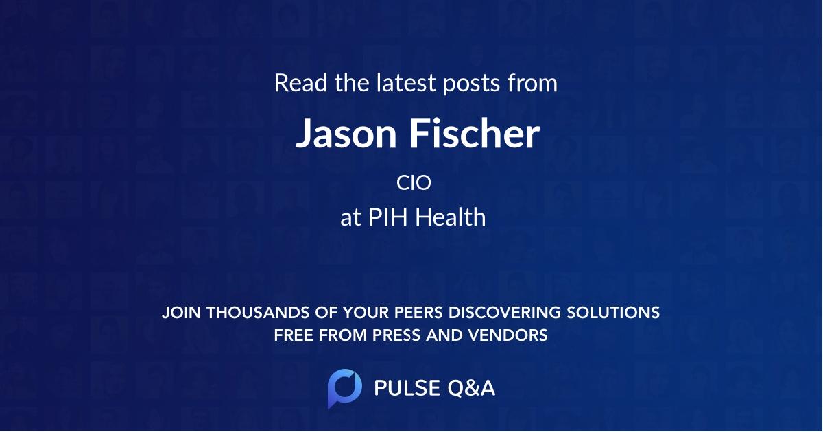 Jason Fischer