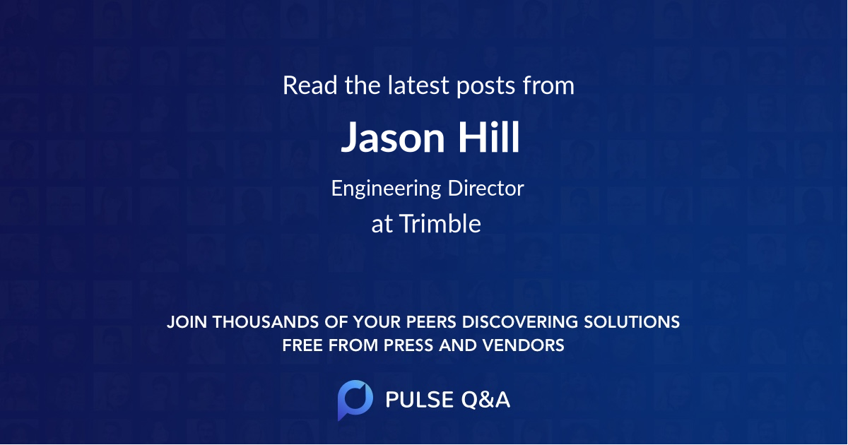 Jason Hill