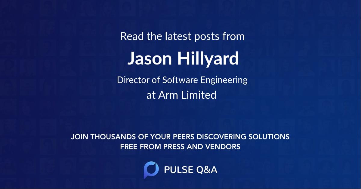 Jason Hillyard