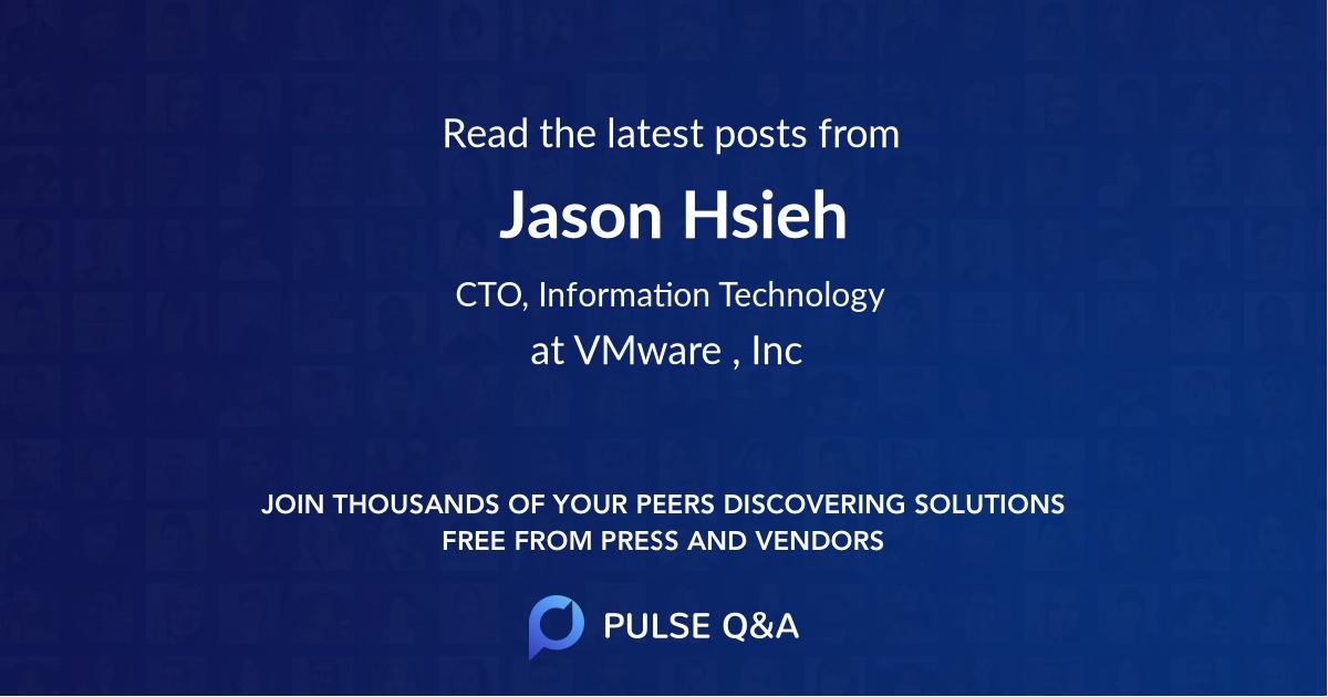 Jason Hsieh