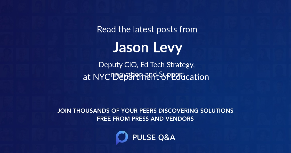 Jason Levy