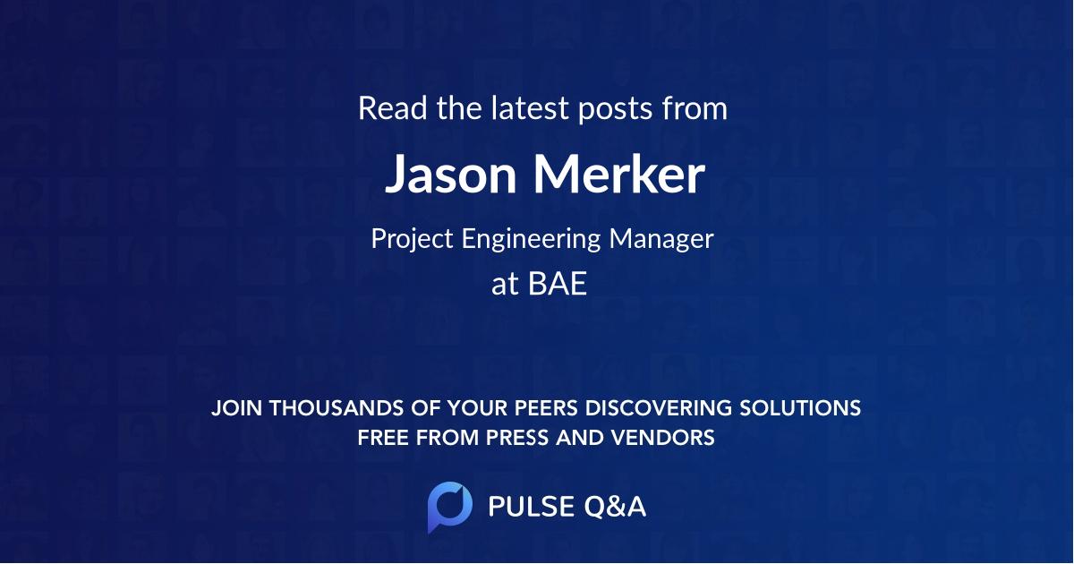 Jason Merker