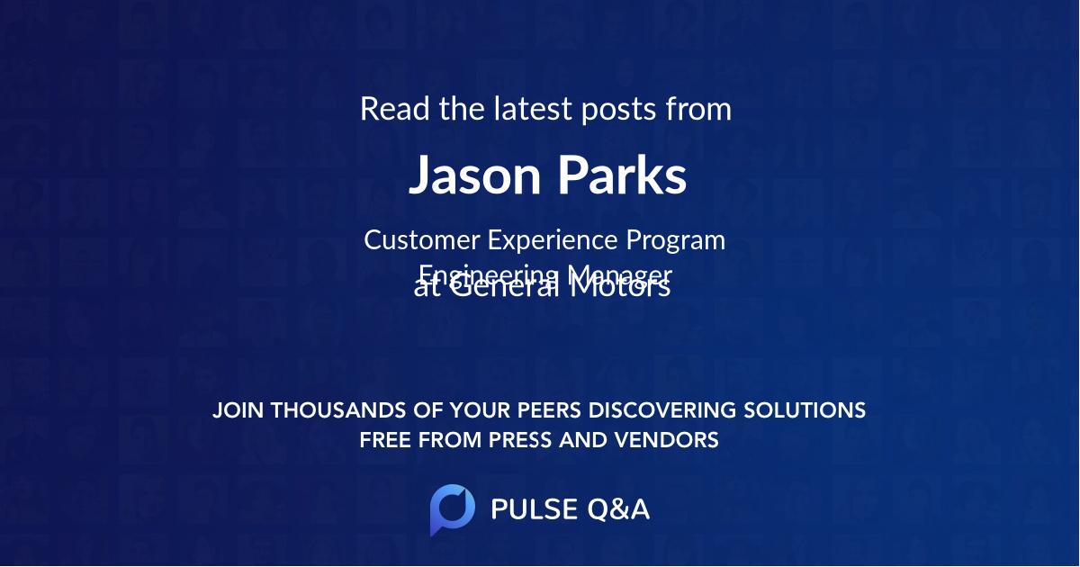 Jason Parks