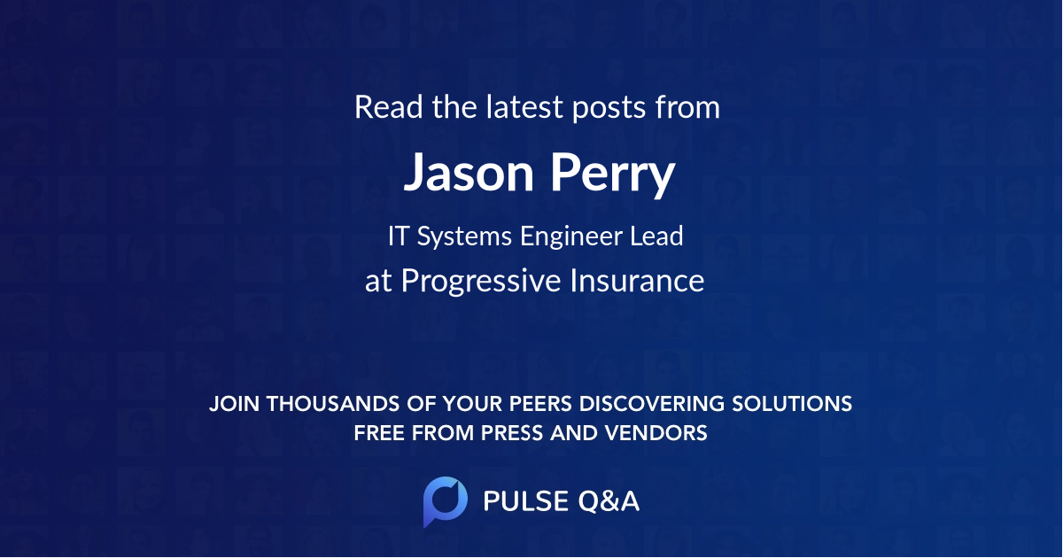 Jason Perry