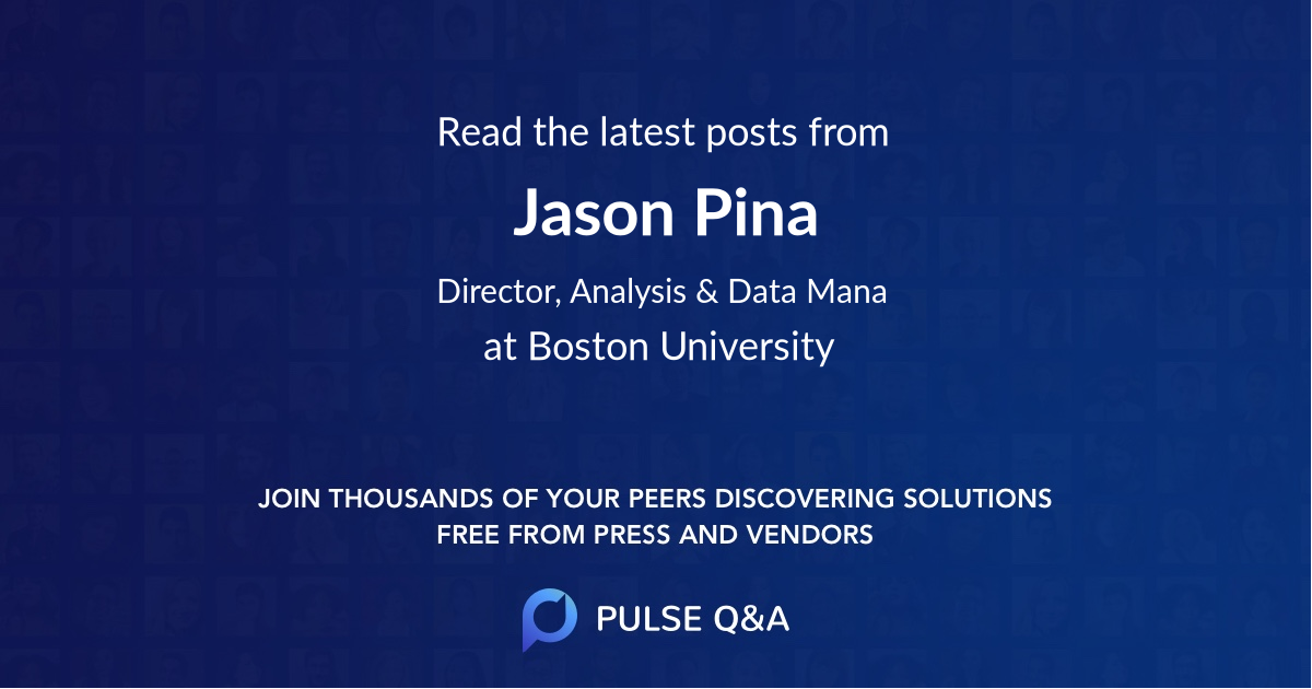 Jason Pina