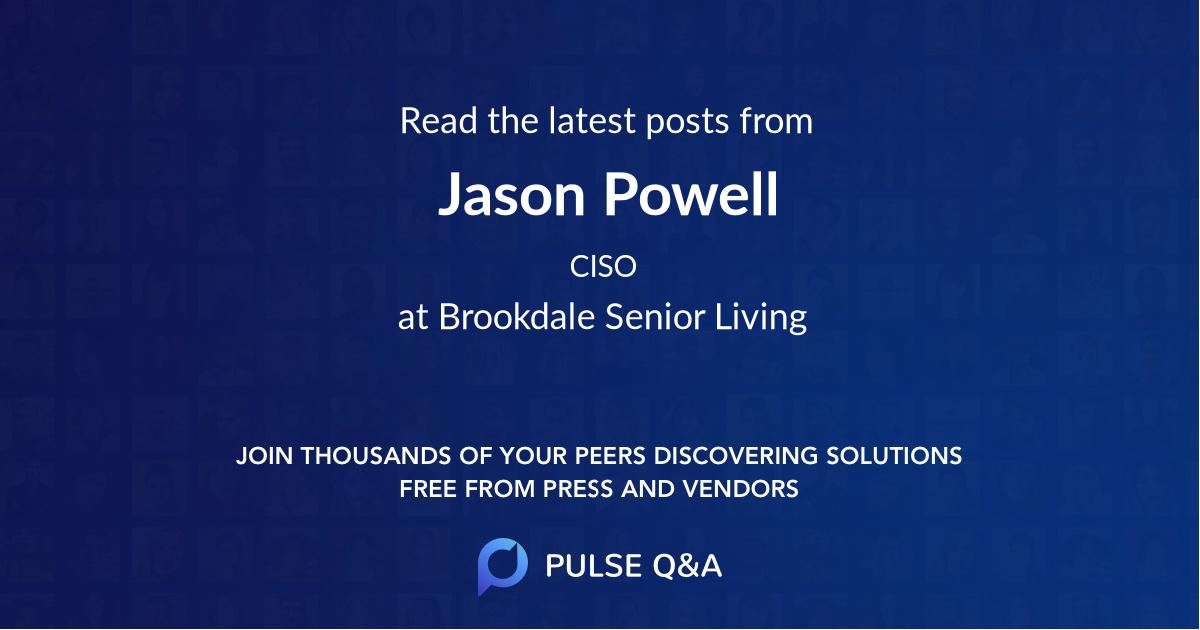 Jason Powell