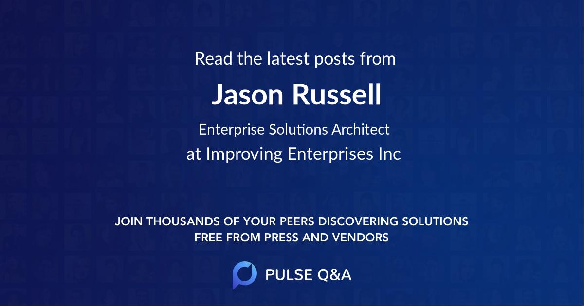 Jason Russell