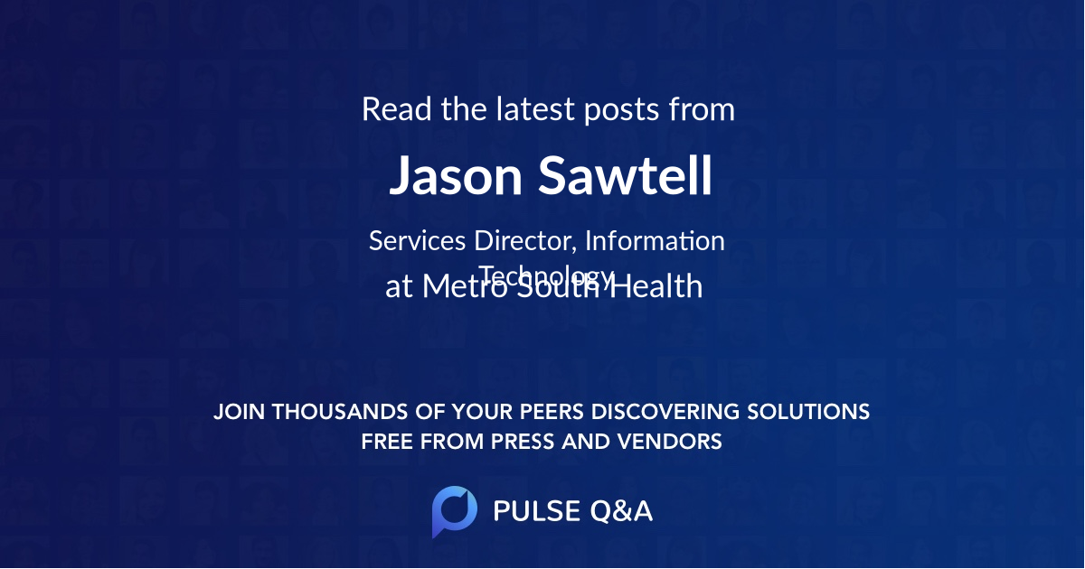 Jason Sawtell