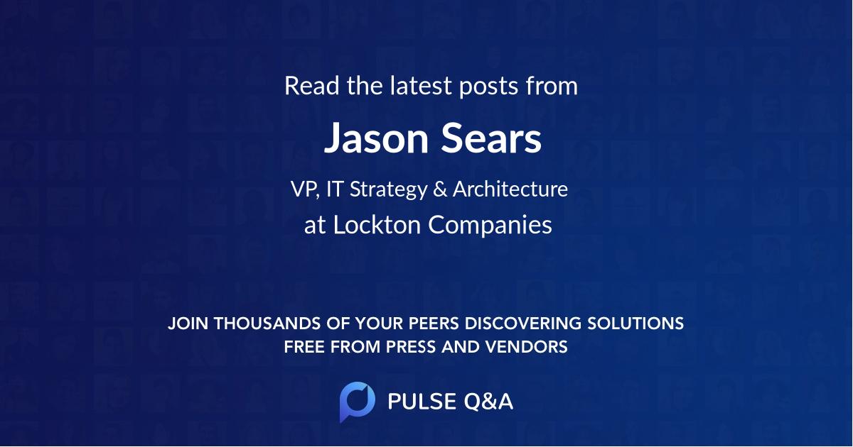 Jason Sears