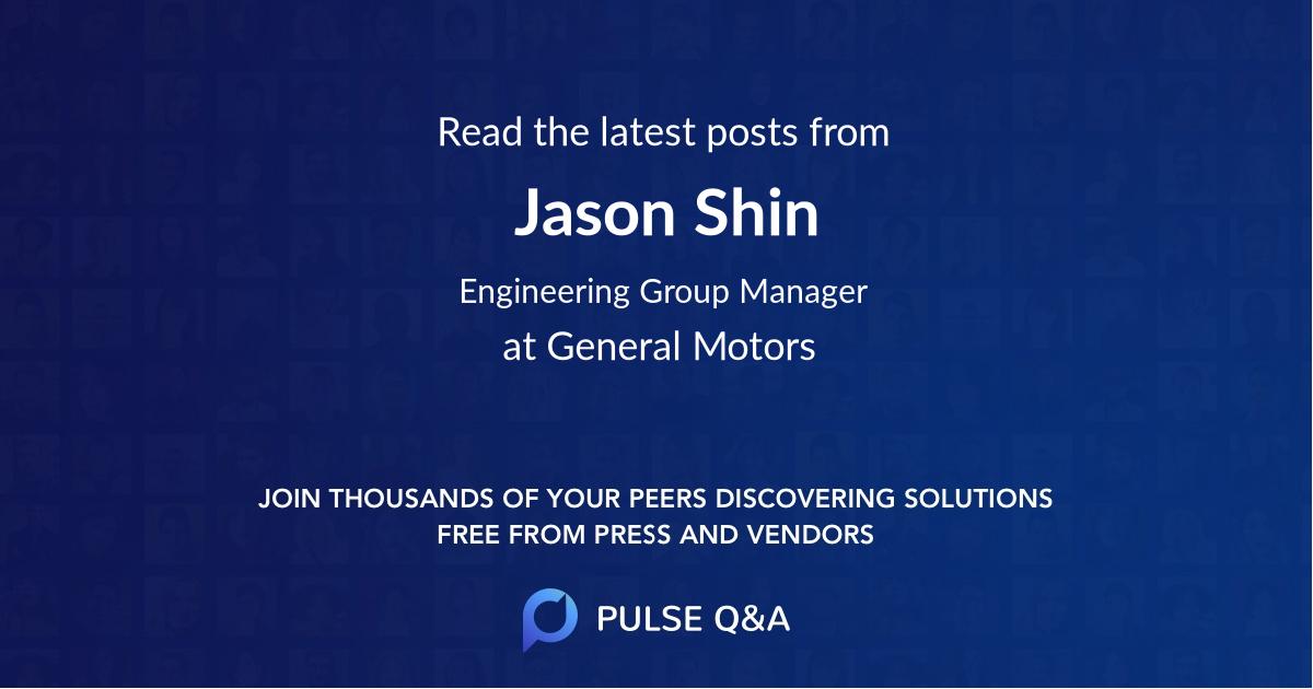 Jason Shin