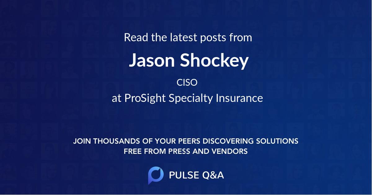 Jason Shockey