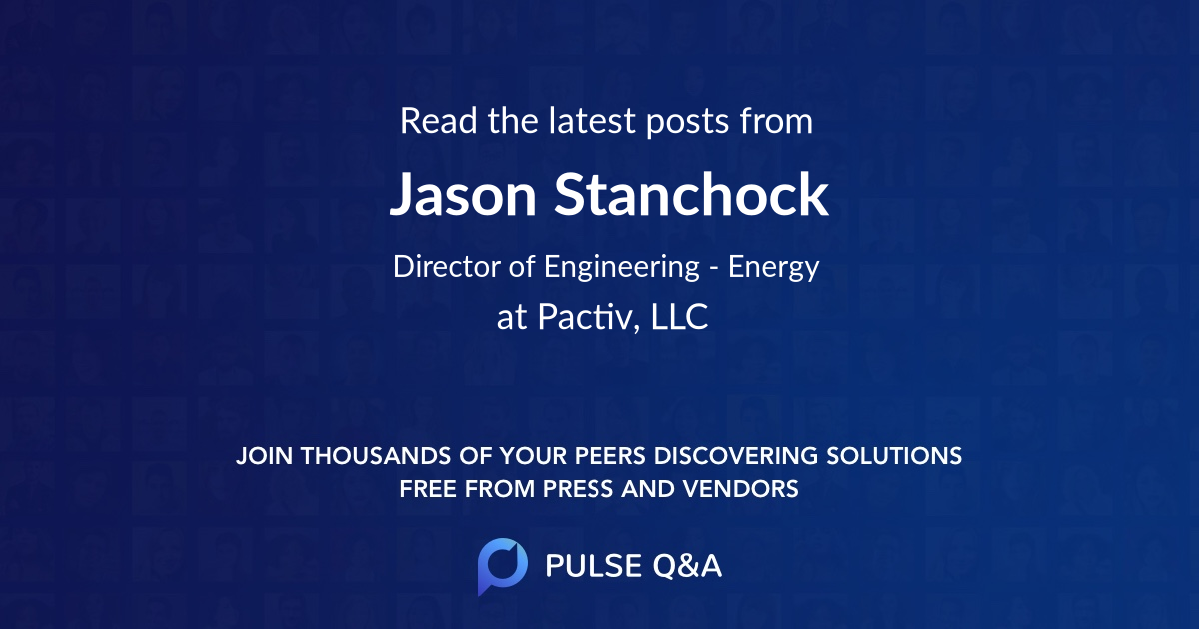 Jason Stanchock