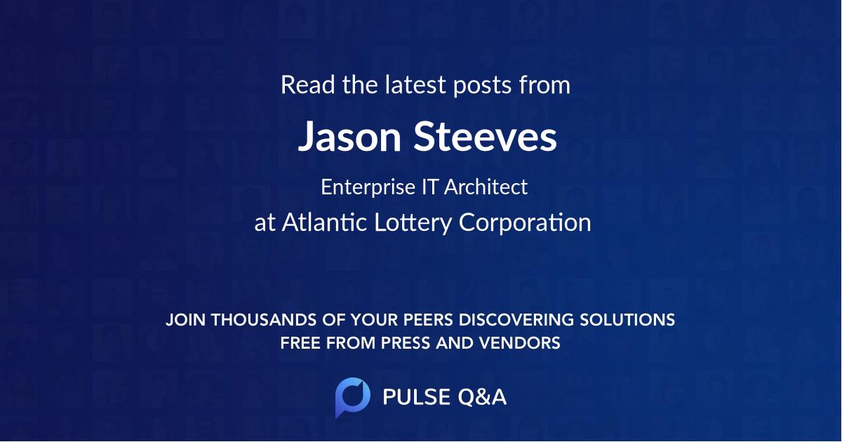 Jason Steeves