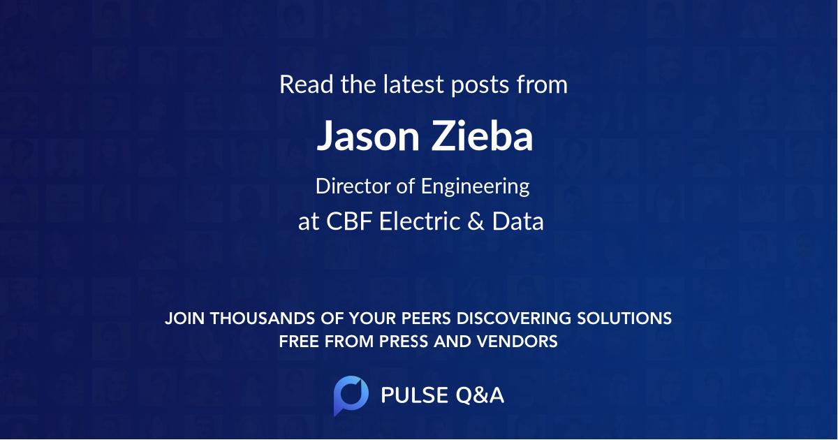 Jason Zieba