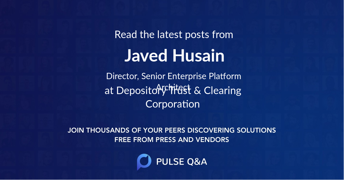 Javed Husain