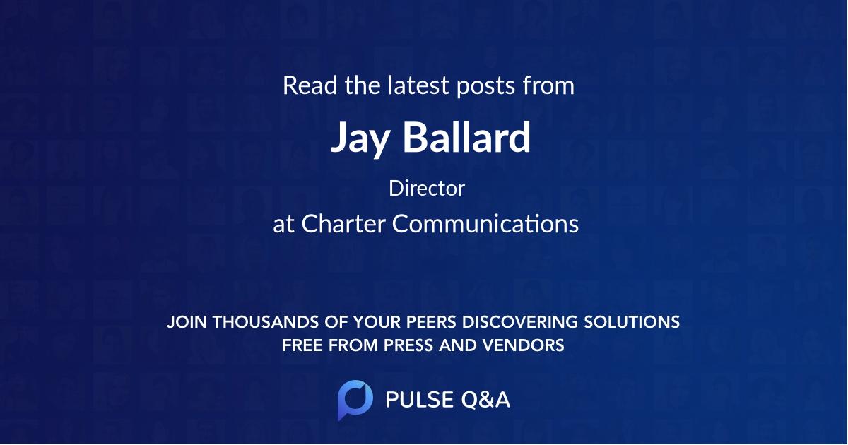 Jay Ballard