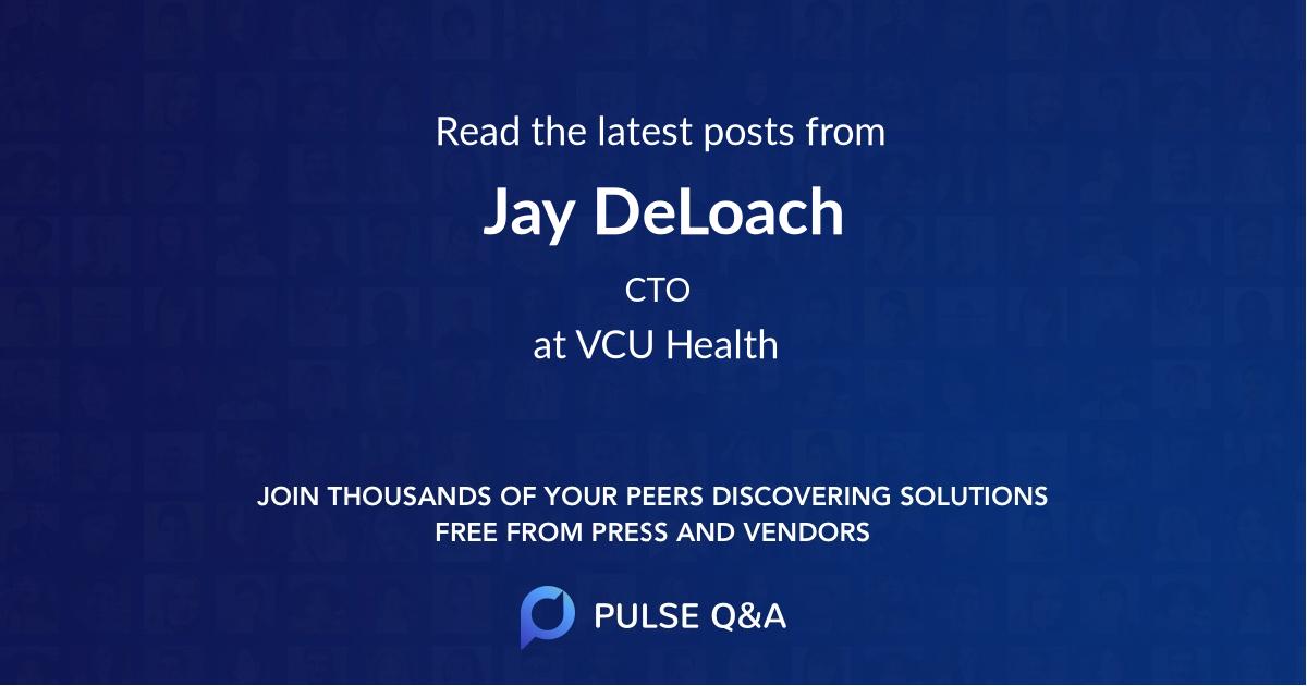 Jay DeLoach