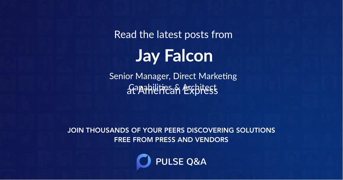 Jay Falcon