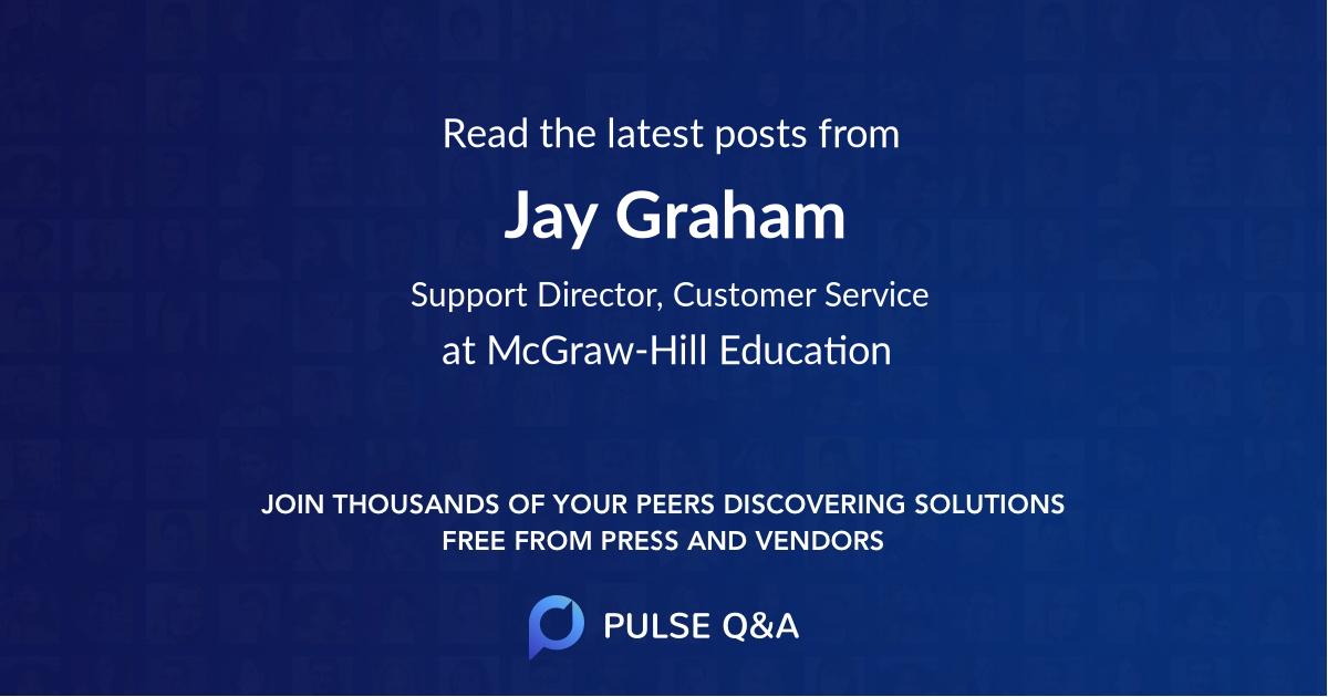 Jay Graham