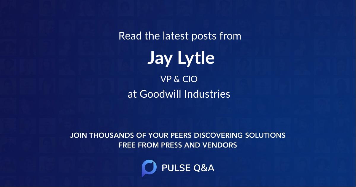 Jay Lytle