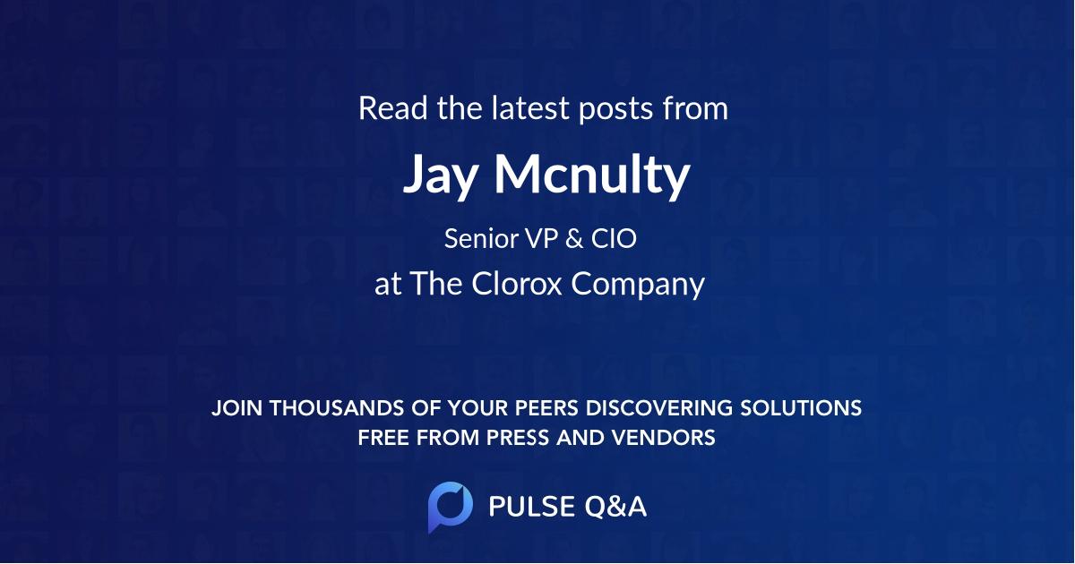 Jay Mcnulty
