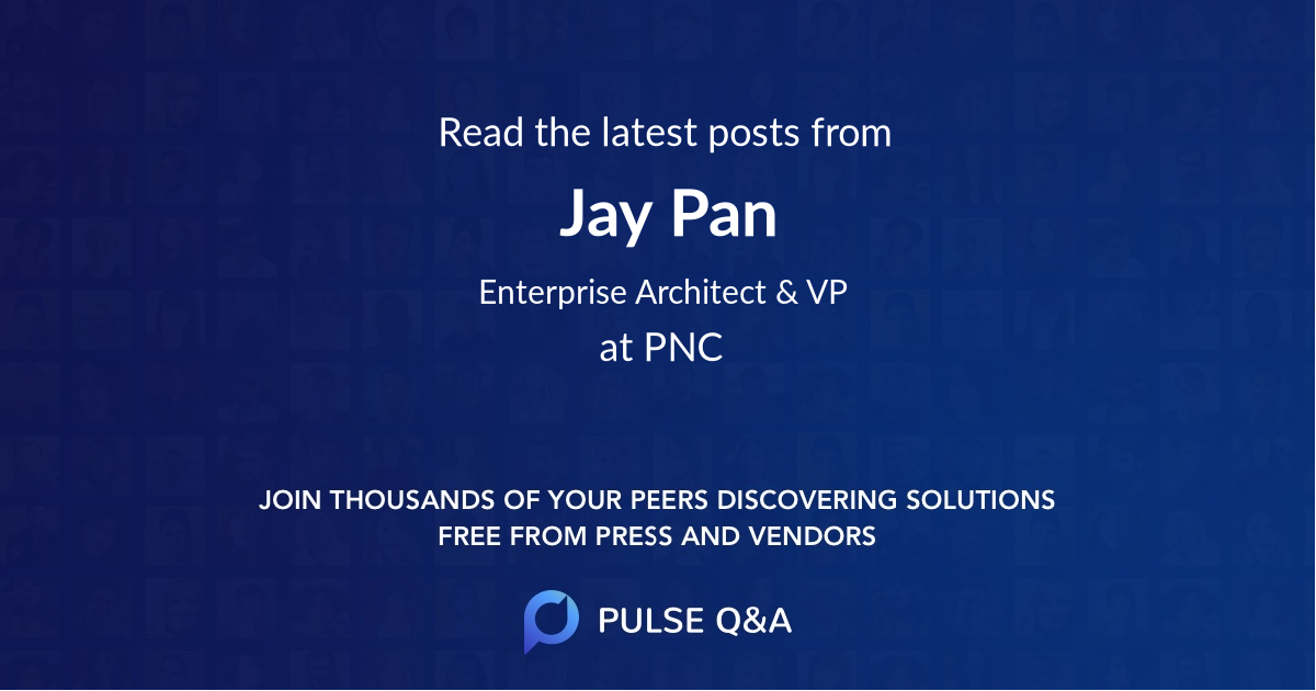 Jay Pan