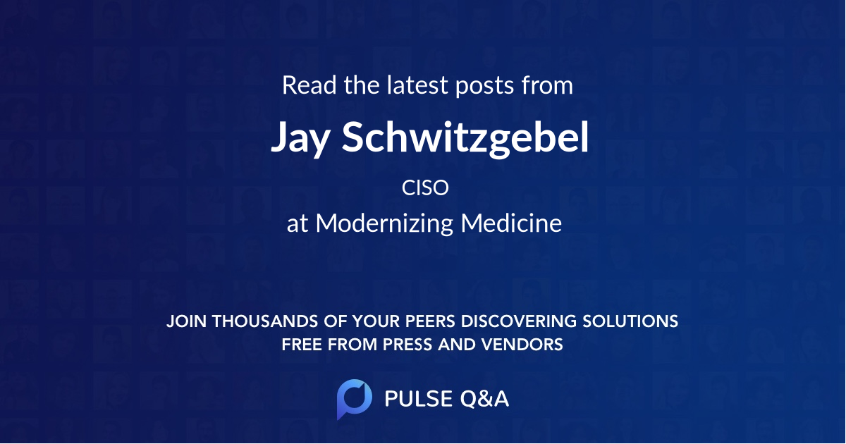 Jay Schwitzgebel
