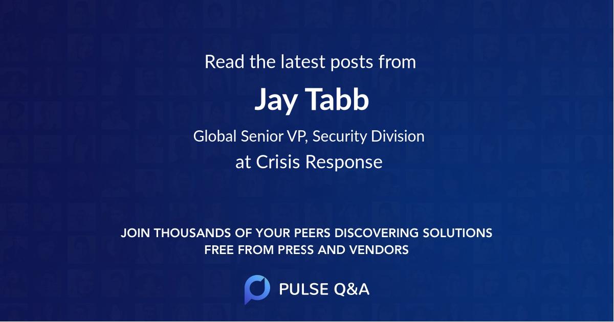 Jay Tabb